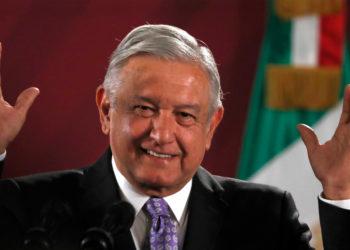 Andrés Manuel López Obrador, presidente de México. Foto: AP