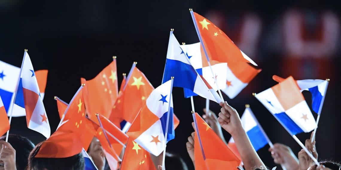 Relaciones diplomáticas entre China y Panamá. Foto: AFP