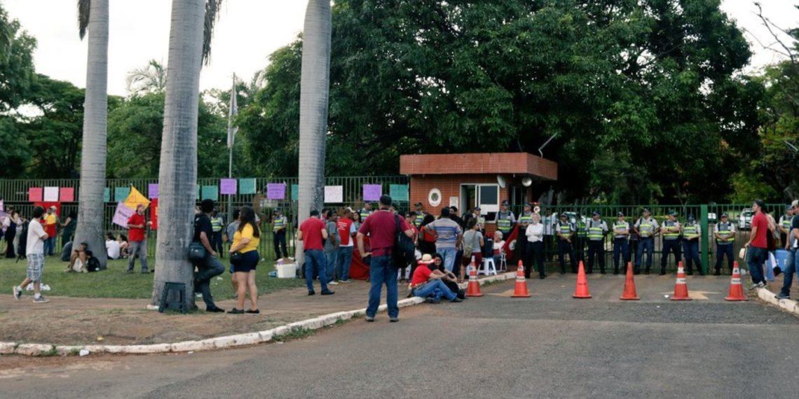Legación de Guaidó dejó embajada en Brasil tras 12 horas de ocupación