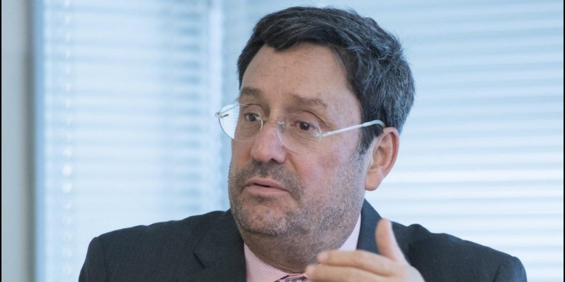 El embajador de Colombia en EE.UU. Francisco Santos. Foto: AFP
