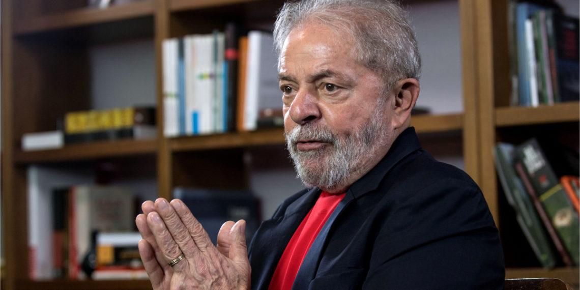 Expresidente de Brasil, Luiz Inácio Lula da Silva. Foto: AFP