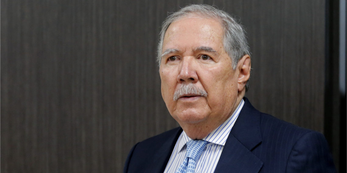 El ministro de Defensa de Colombia, Guillermo Botero. Foto: EFE