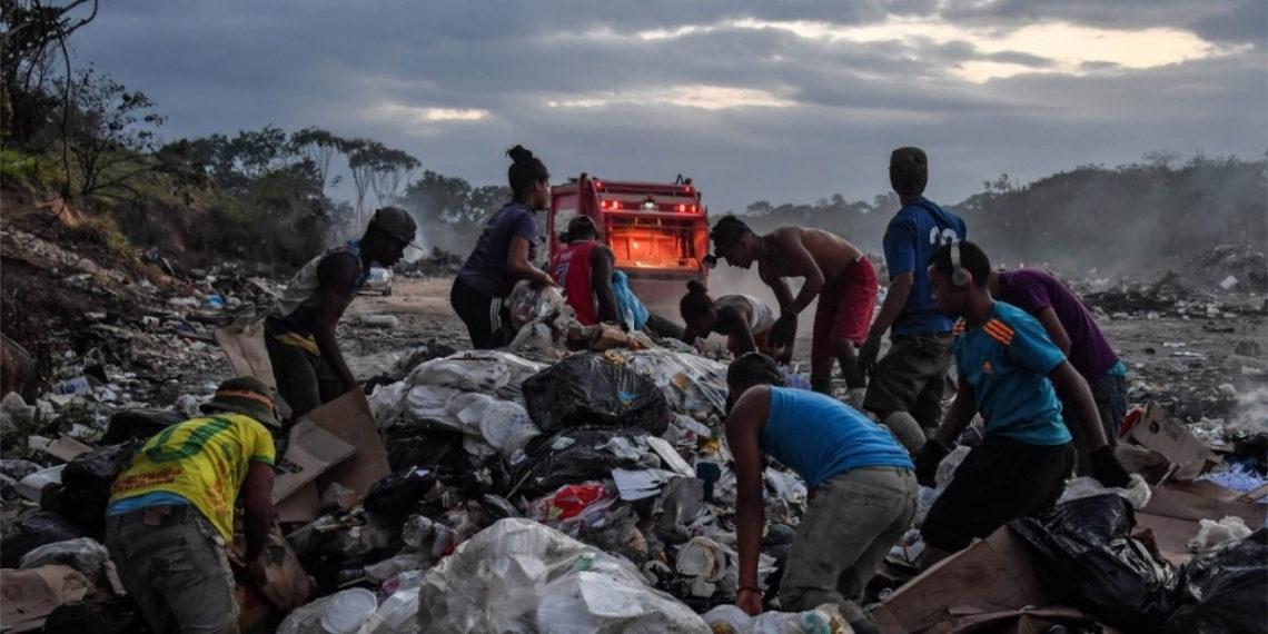 Pobreza en América Latina. Foto: AFP