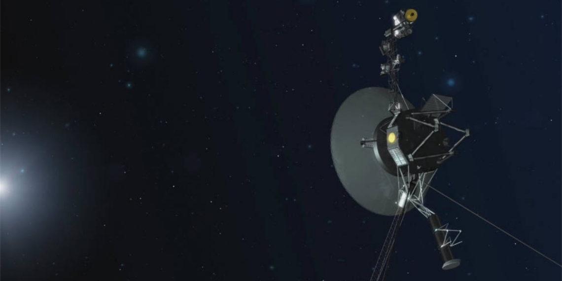 Confirman que la nave Voyager 2 ha cruzado al espacio interestelar