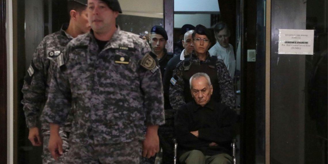 Sacerdote italiano Nicola Corradi, de 83 años. Foto: AP