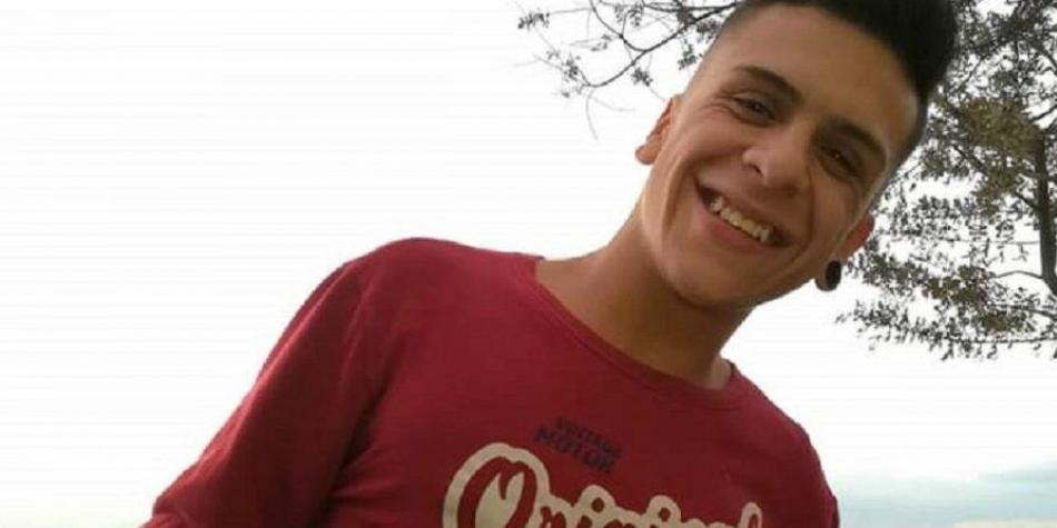 Dilan Cruz, el joven que falleció por acciones del Esmad durante las protestas. Foto: Archivo Particular