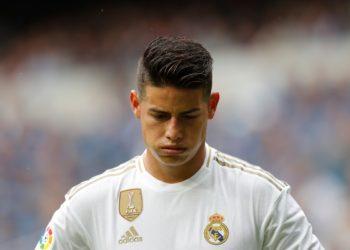 James vuelve a la Selección Colombia pese a las molestias físicas que advierte el Real Madrid