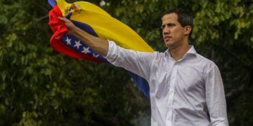 El presidente Interino de Venezuela, Juan Guaidó. Foto: AFP