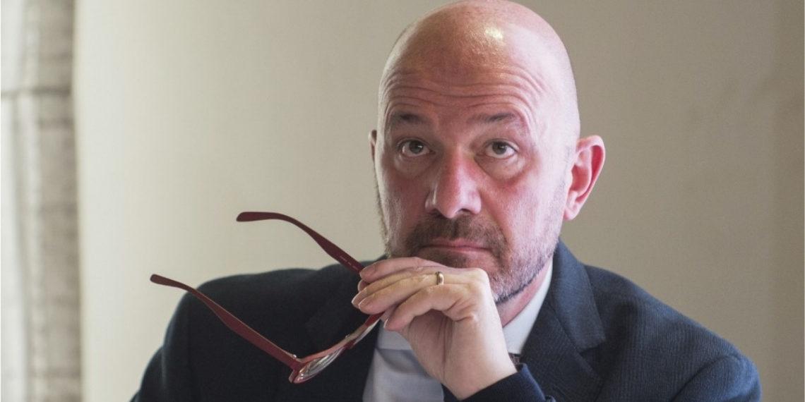 El alto comisionado de la ONU para los DD.HH en Colombia, Alberto Brunori. Foto: AFP