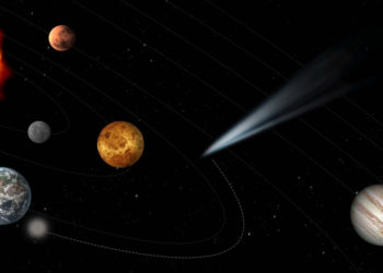 Comet Interceptor. Foto: ESA