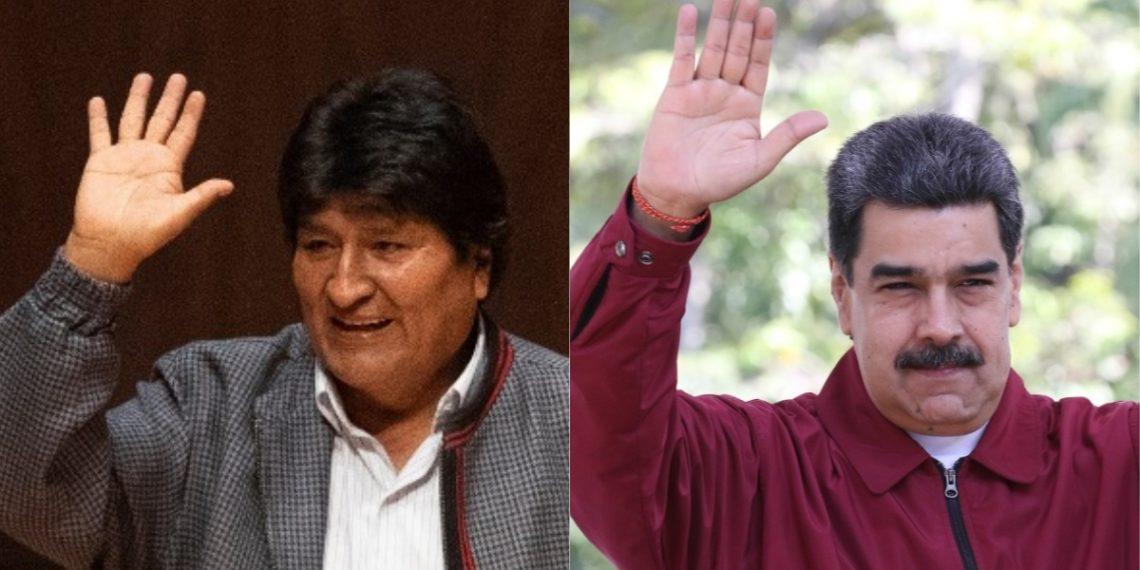 Nicolás Maduro y Evo Morales irán a la cárcel: dice nuevo ministro Boliviano