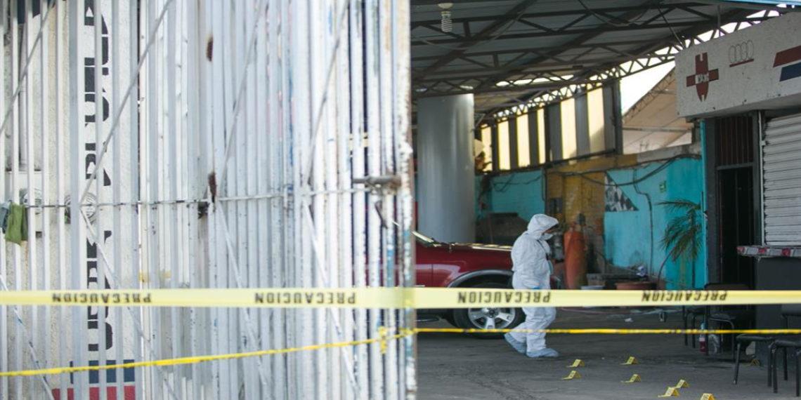Asesinatos en México. EFE