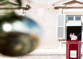 Papa Francisco, discurso Navidad. EFE