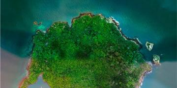 Las autoridades ambientales de Panamá decidieron proteger a la isla de Boná en el océano Pacífico. Foto: AP