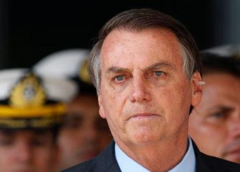 El presidente de Brasil, Jair Bolsonaro. Foto: AP