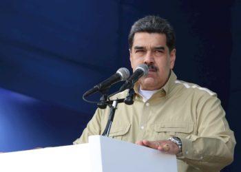 El presidente de Venezuela, Nicolás Maduro. Foto: EFE