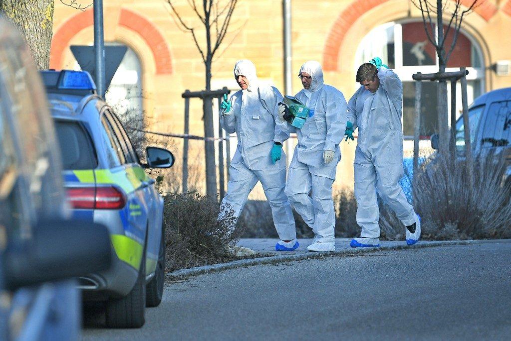 Tiroteo en Alemania deja seis muertos y al autor de los hechos capturado.  Foto: AFP
