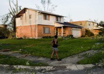 Tornados en EE.UU. AFP