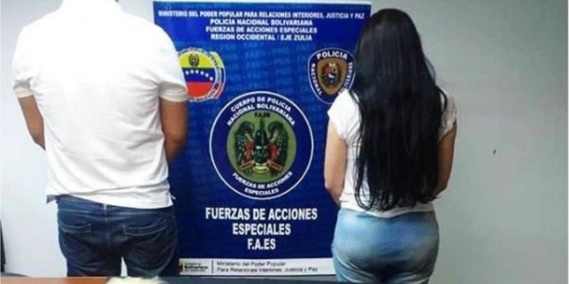 La excongresista colombiana Aida Merlano fue capturada en Venezuela. Foto: FAES