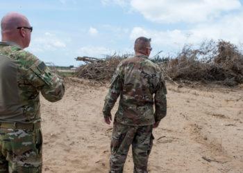 Militares estadounidenses. Foto: AP