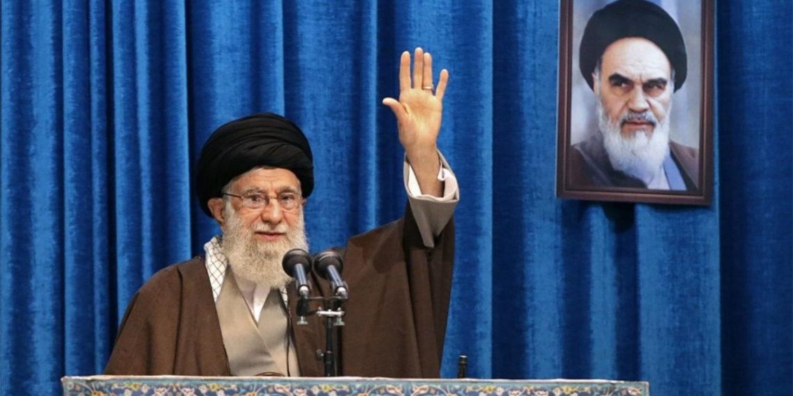 El líder supremo de Irán, Alí Jameneí. Foto: AFP