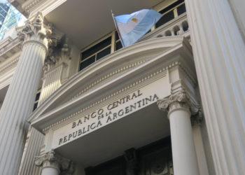 Banco Central de Argentina. Foto: EFE