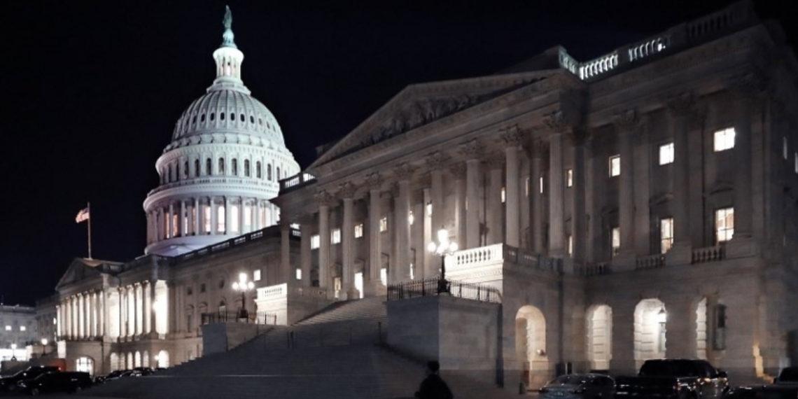 Capitolio de Estados Unidos. Foto: AFP