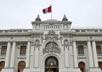 Congreso de Perú. Foto: AFP