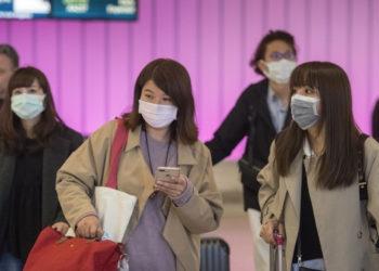 EE.UU. confirma segundo caso de coronavirus y sospecha de otros 50 pacientes. Foto: AFP