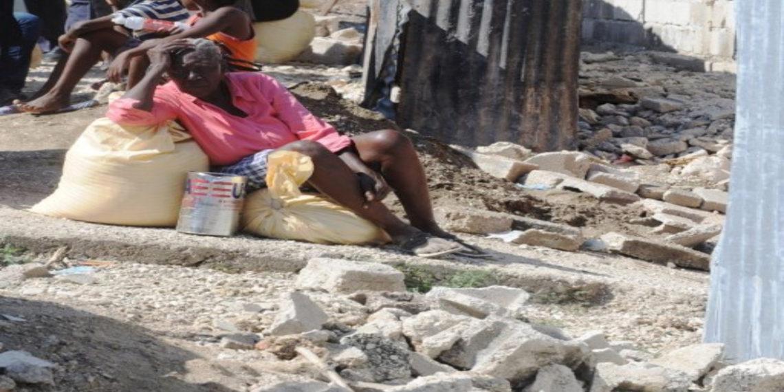 Terremoto Haití 2010. AFP