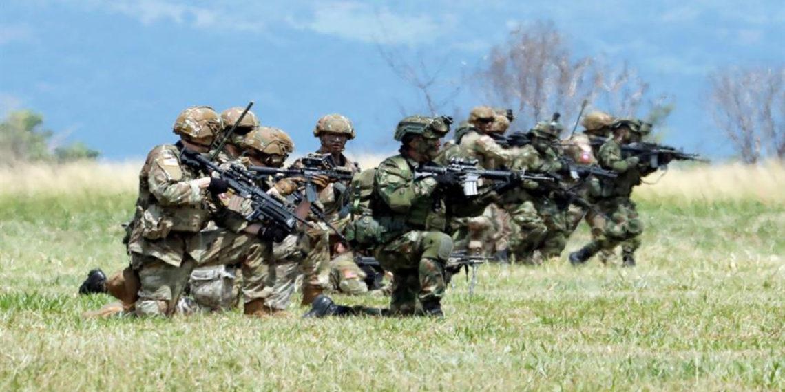 Colombia y EEUU realizan ejercicio militar y refuerzan lucha contra amenaza. América Digital. EFE