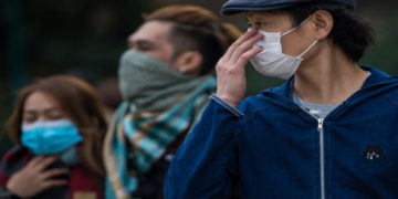 Coronavirus afecta a mies de personas en China y en otros países. América Digital. AFP