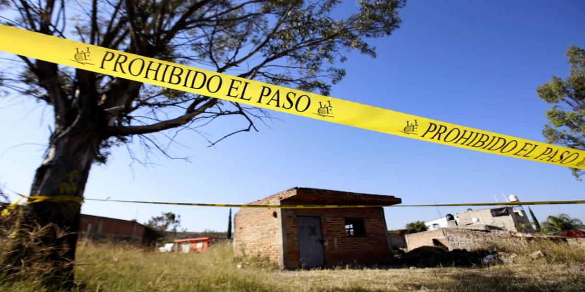 Violencia en México. AFP