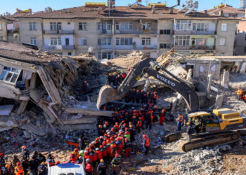 Terremoto en Turquía deja cientos de personas heridas. América Digital. AFP