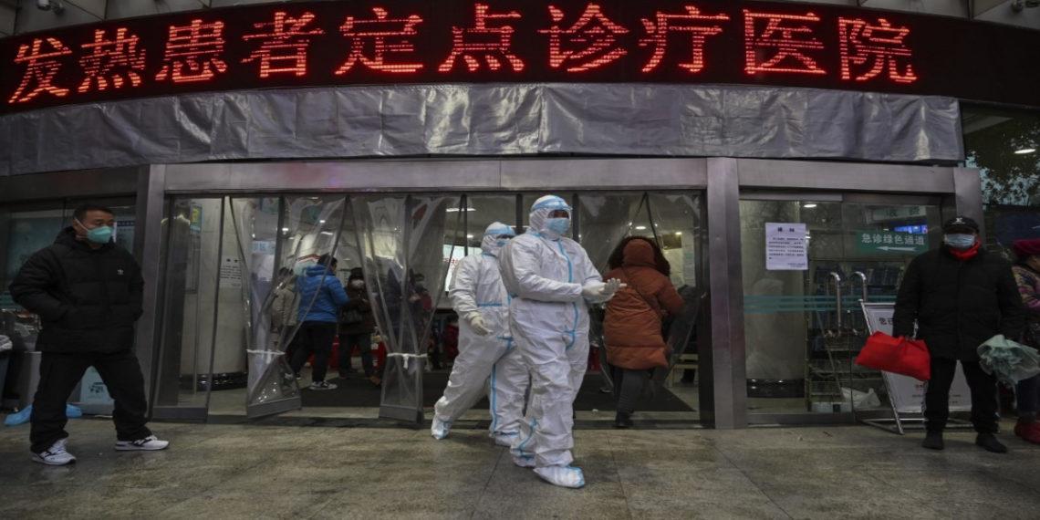 China redobla los esfuerzos para tratar de contener el coronavirus. AFP. América Digital