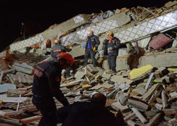 Terremoto en Turquía. América Digital. AFP