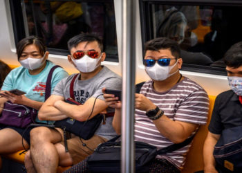 Nuevos infectados por coronavirus en China. América Digital. AFP