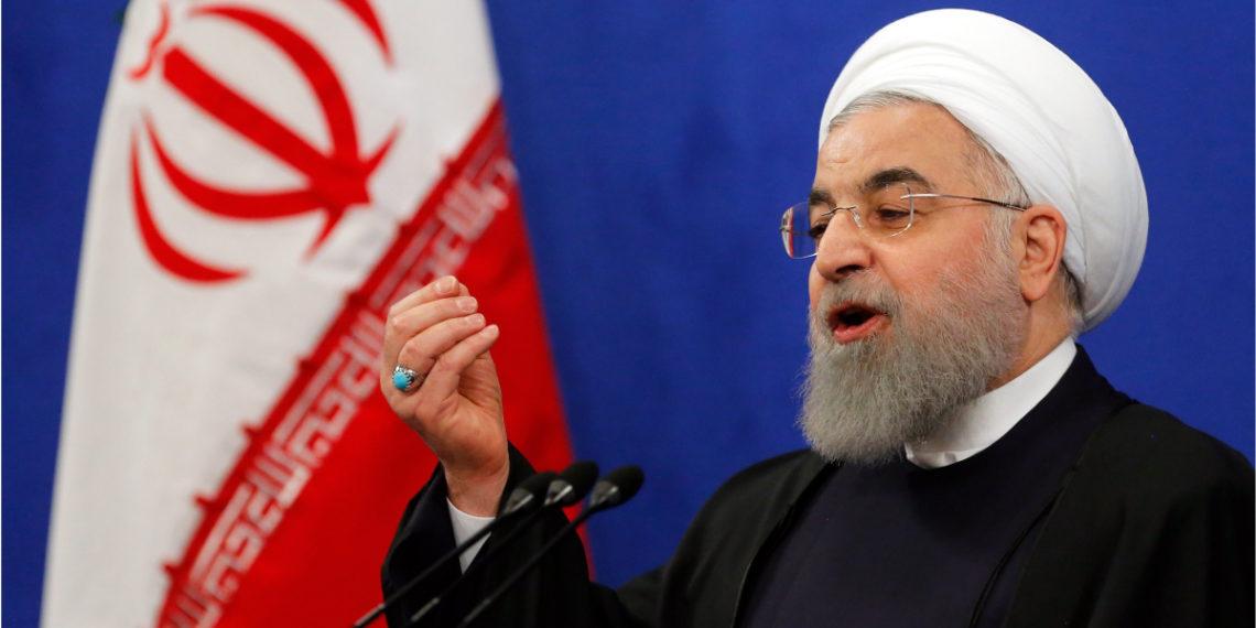 El presidente de Irán, Hasan Rohaní. Foto: EFE