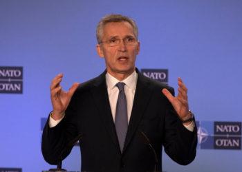 El secretario general de la OTAN, Jens Stoltenberg. Foto: AP