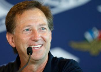 Piloto John Andretti falleció a los 56 años por un cáncer de colon. Foto: AP