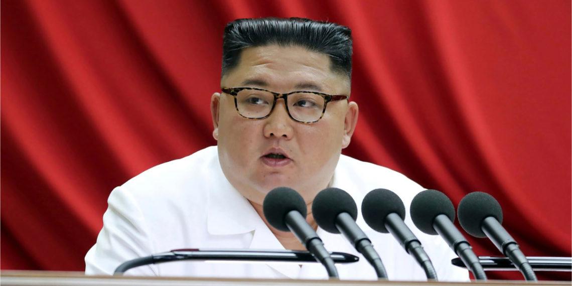 Kim Jong-un, líder de Corea del Norte. Foto: AP