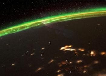 Foto: Imagen del Observatorio de la Tierra de la NASA