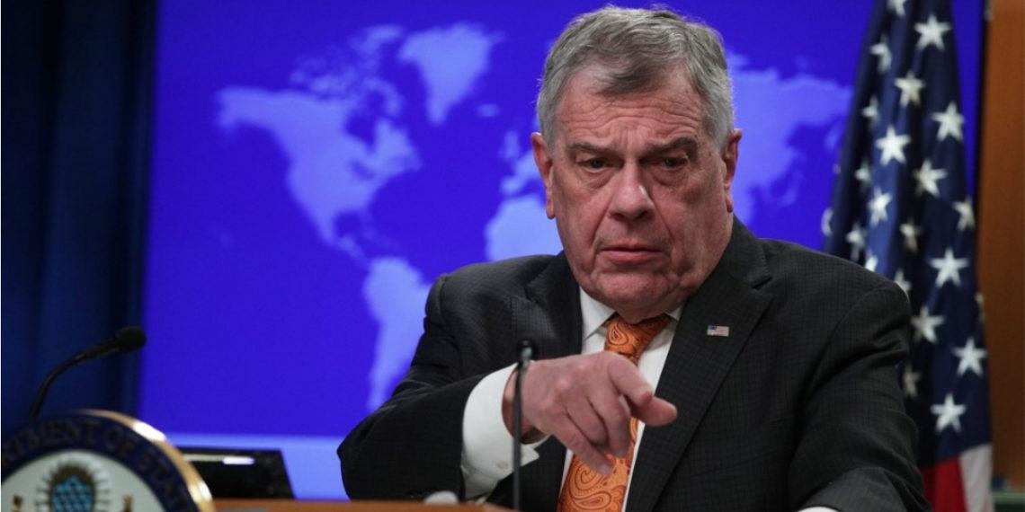 Michael Kozak, encargado de Latinoamérica en el Departamento de Estado de EE.UU. Foto: AFP