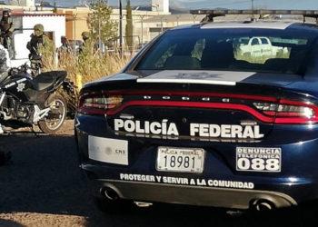 Imagen de referencia de la Policía Federal en México. Foto: AFP
