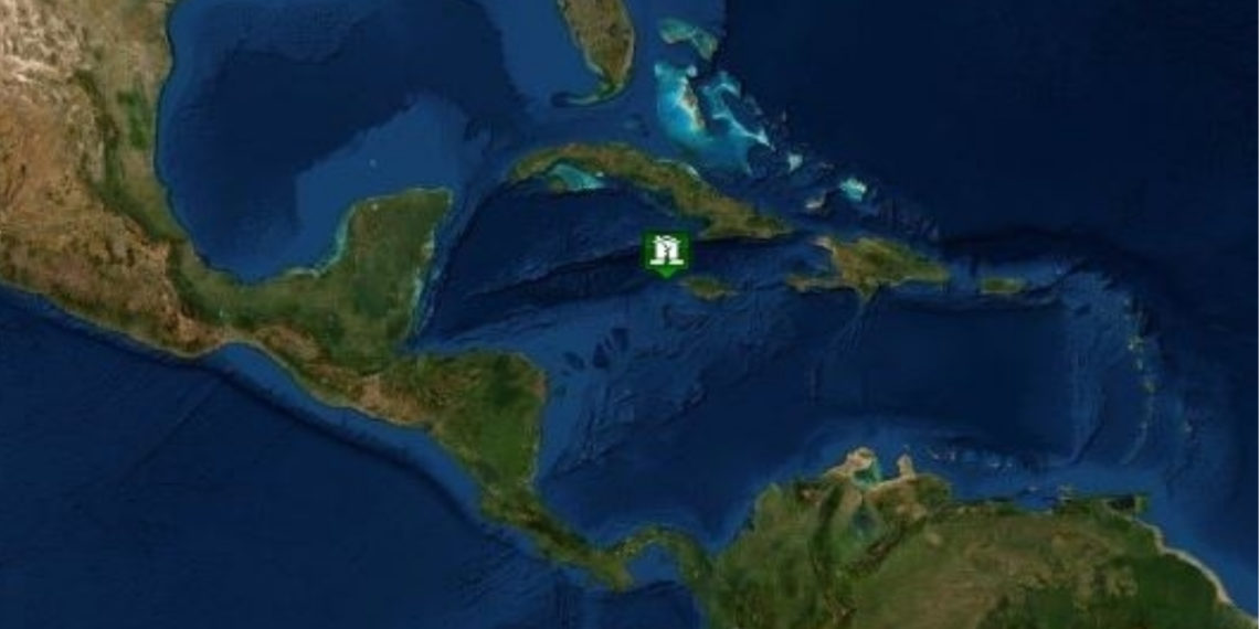 Descartan alerta de tsunami en el Caribe tras terremoto de 7.7 grados. Foto: tsunami.gov