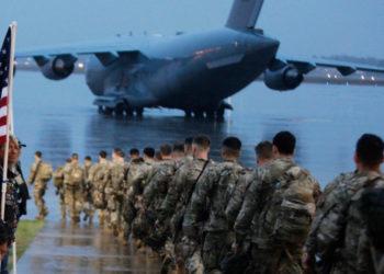 Tropas estadounidenses. Foto: AP