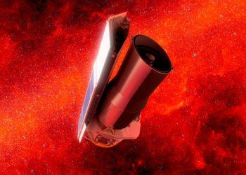 La Nasa apaga el telescopio Spitzer tras 16 años descubriendo el universo oculto. Foto: EFE / Nasa