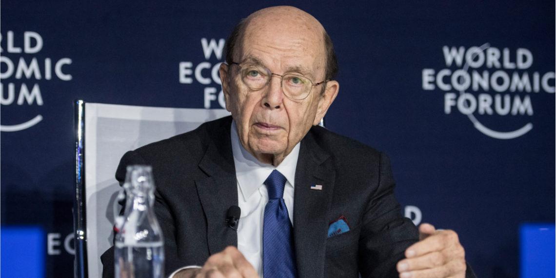 El Secretario de Comercio de EE.UU.  Wilbur Ross aseguró que coronavirus ayudaría a crear más empleos en el país. Foto: AP