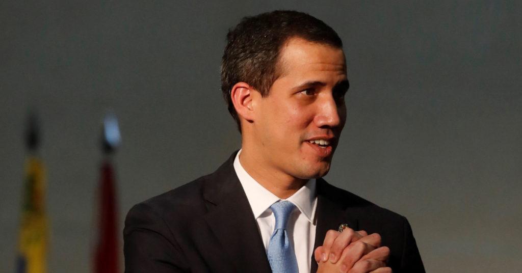 Juan Guaidó llegaría Washington