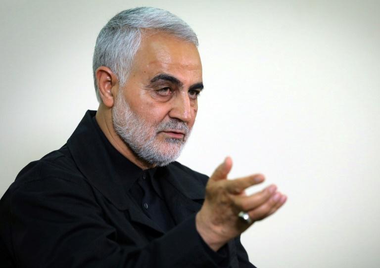 El general iraní Qasem Soleimani. Foto: EFE